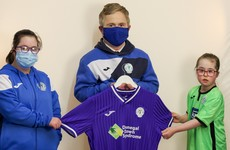 Finn Harps launch new jersey in association with Donegal Down Syndrome