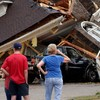 At least five dead as tornadoes lash Alabama and Georgia