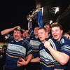 When brilliant tries from D'Arcy and Horgan helped Leinster to beat Munster