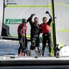 Irish sailing team qualifies for Tokyo Olympics