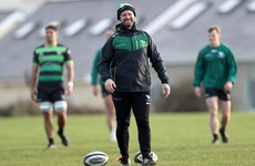 After the best part of 26 years at Connacht, attack coach Carolan to leave at end of season