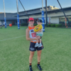 'Week absolutely made' - Bríd Stack returns to team training in Australia after neck injury