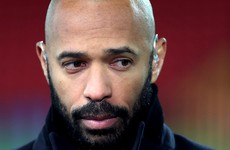 Thierry Henry to disable social media accounts in racism protest