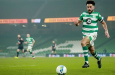 Shamrock Rovers defender makes competitive international debut in vital win over Cameroon