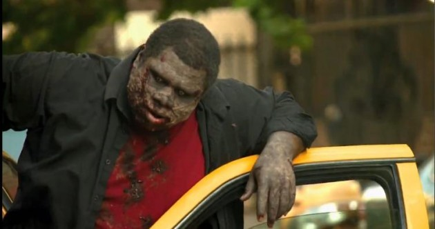 Could zombies walk among us? Watch and find out...