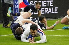 Scotland win at the death against France as Wales claim Six Nations title