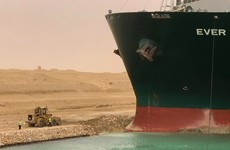 Latest attempts to refloat container ship in Suez Canal 'not successful'