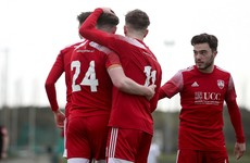 Bargary's goal sends Cork on their way to derby win over Cobh