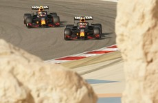 Verstappen beats Hamilton to pole at season-opening Bahrain Grand Prix