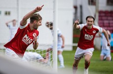 Last-minute Billy King goal seals Pat's win over Drogheda