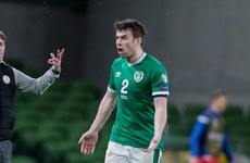 Seamus Coleman admits embarrassment after Ireland's 'shocking result' against Luxembourg