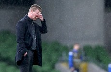 Stephen Kenny 'not at all' worried about losing his job after Luxembourg humiliation