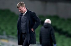 FAI give vote of confidence to Stephen Kenny