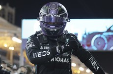 Lewis Hamilton holds off Verstappen to win season-opening Bahrain Grand Prix