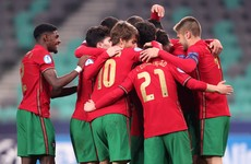 England U21s on brink of European Championship elimination after Portugal defeat