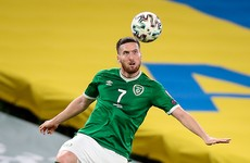 Matt Doherty and Enda Stevens ruled out of Qatar friendly