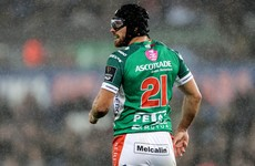 Ian McKinley retires from rugby for the second time