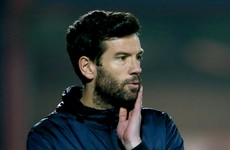 Rochdale apologise for withholding news of Brian Barry-Murphy's new contract