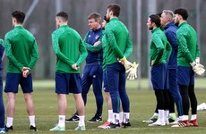 Team selection a conundrum as Kenny bids to halt slide in friendly with Qatar