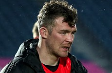 Munster sweating over Peter O'Mahony's availability for Toulouse clash