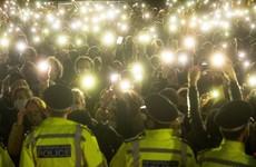 British watchdog says police handling of Sarah Everard vigil was 'calm and professional'