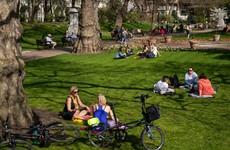 UK provisionally records hottest March day in 53 years