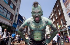 New Dublin street performers' code: No drumkits or song repetition