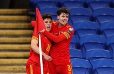 Daniel James' late header gives Wales victory over Czech Republic