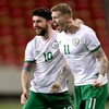 Experienced Ireland stars show Stephen Kenny what he was missing