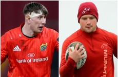 Munster believe new signing Jenkins will be 'immense for the young guys'