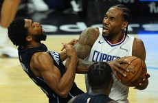 Clippers hot streak snapped while Japan star drops 30 in Wizards loss