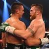Son-of-legend Tszyu breaks down Kildare's Hogan in stoppage victory