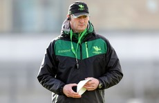 More change at Connacht as forwards coach Jimmy Duffy confirms exit