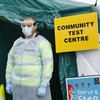 Seven new walk-in Covid test centres are being set up this week