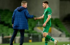 Ireland players fully behind 'great manager who has just been unlucky', says O'Shea