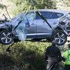 Police unable to release findings after concluding Tiger Woods car crash investigation