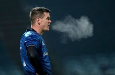 Johnny Sexton returns to captain Leinster against Toulon in Champions Cup