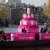Amsterdam celebrates 20th anniversary of legalising same-sex marriages