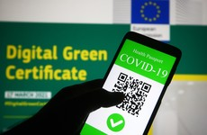 Why did some Irish MEPs vote against an 'urgency' proposal for the EU's Digital Green Certificates?