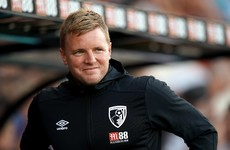 Eddie Howe in talks with Celtic about vacant manager position