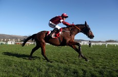 Tiger Roll to run at Aintree rather than Irish Grand National