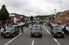 UUP leader questions inspectorate probe into PSNI's handling of Storey funeral