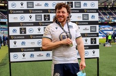 Hamish Watson named Six Nations player of the tournament