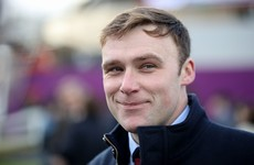 Gearoid O'Loughlin ready to raise the Banner at Fairyhouse