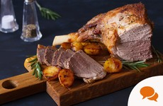 Easter Fare: Shane Rigney shares a recipe for roast lamb, the time-honoured favourite
