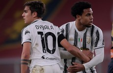 Juve trio dropped for Turin derby after dinner party controversy