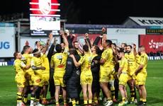 Ronan O'Gara's La Rochelle reach quarter-finals of Champions Cup