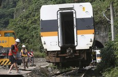 'I saw bodies all over the place': Truck owner questioned as Taiwan train disaster deaths rise to 51