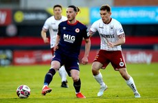 Coughlan header gives Saints overdue win over Bohs
