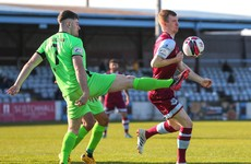 Point apiece as Drogheda bite back to hold high-flying Finn Harps